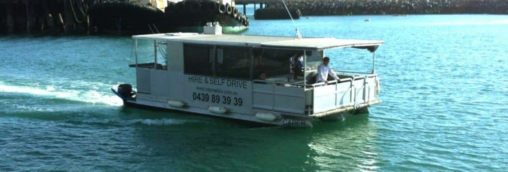 Cruise the waters of Darwin Harbour, throw in a line, relax with your friends and enjoy our magnificent harbour.